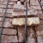wyroby z granitu, palisady